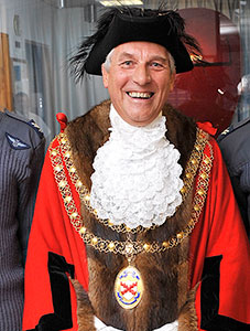 mayor john keast obe